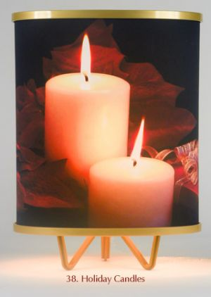 38. Holiday Candles